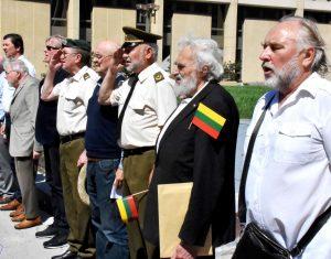 Visuomenininkai paminėjo birželio 23-iosios sukilimą | J. Česnavičiaus nuotr