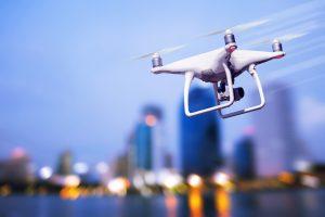 Dronas | Shutterstock nuotr.
