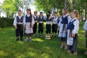 Ignalinos krašte kuriamas filmas apie Antaną Bielinį | Ignalinos rajono savivaldybės nuotr.