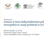Kvietimas   Lietuvos Respublikos Seimo nuotr.