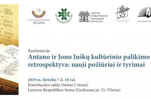 Kvietimas | Lietuvos Respublikos Seimo nuotr.