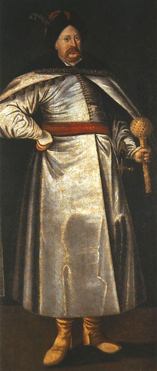 Jonušas Radvila 1612-55m. | wikipedija.org nuotr.