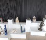 """Panevėžio dailės galerijoje – paroda """"Keramiada""""   Panevėžio miesto dailės galerijos nuotr."""