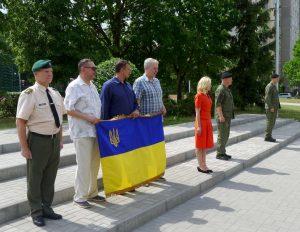 Paminėtos Ukrainos išvadavimo judėjimo vado plk. Eugeno Konovaleco žūties 81-osios metines | R. Kaminsko nuotr.