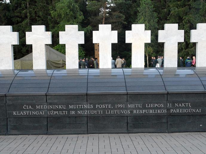 Medininkų memorialas | lrs.lt nuotr.