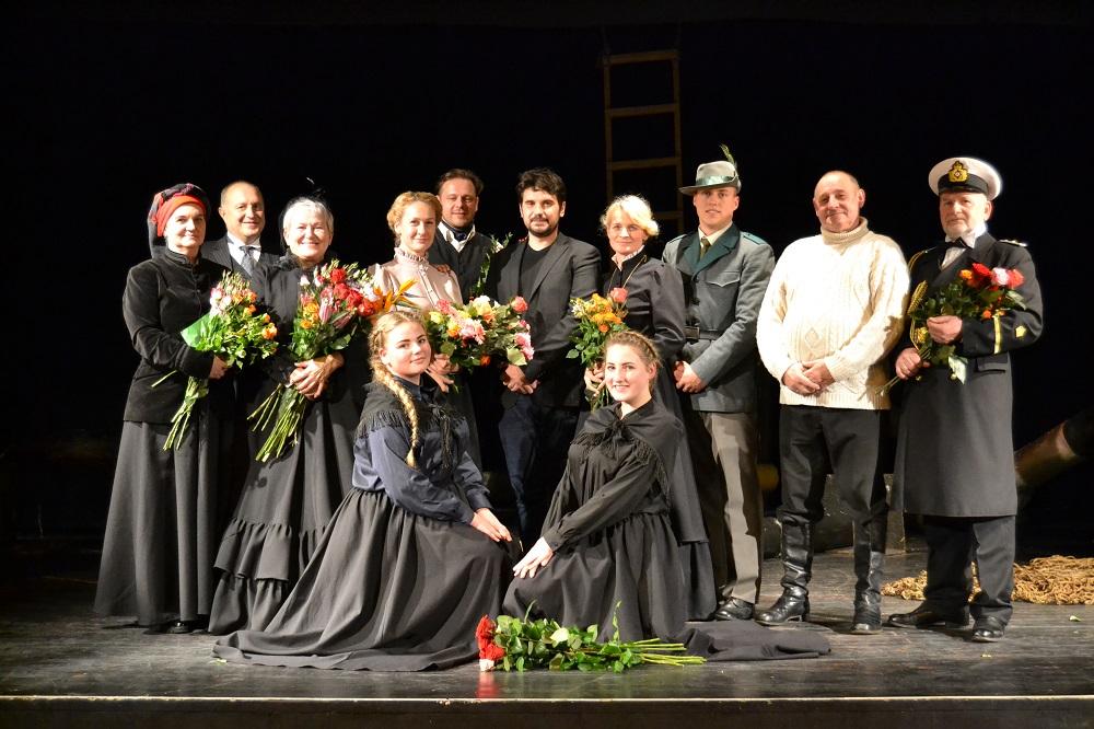 Priekulės kultūros centro Ernsto Vicherto teatras | Rengėjų nuotr.