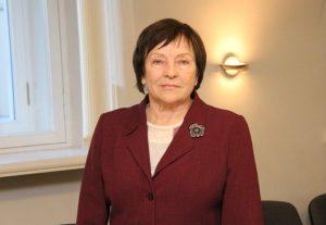 Vytauto Didžiojo universiteto Gamtos mokslų fakulteto profesorė Regina Gražulevičienė | Lietuvos mokslų akademijos nuotr.