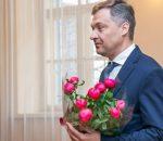 Punsko lietuvių Kovo 11-osios licėjaus direktorius Alvydas Nevulis   lrs.lt, Dž. G. Barysaitės nuotr.