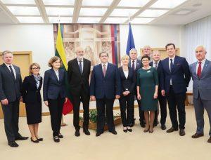 Lietuvos Seimo Švietimo ir mokslo komiteto susitikimas su Lenkijos atstovais | lrs.lt nuotr.