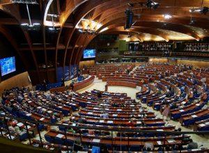 Europos tarybos parlamentinė asambleja | mission-ce.mfa.lt nuotr.