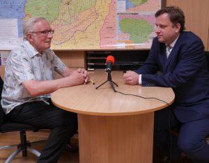 Tomas Baranauskas ir Algis Kasperavicius | Alkas.lt, J. Vaiškūno nuotr.