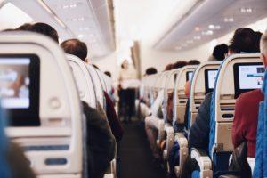 Lėktuvas, keleiviai | pixabay.org nuotr.