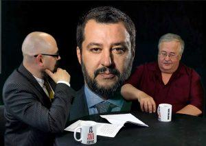 Mateo Salvinis (Matteo Salvini) | Alkas.lt ekrano nuor.
