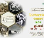 """Pasaulio lietuvių metams skirta fotografijų paroda """"Lietuviais esame mes gimę!""""   Kauno apskrities viešosios bibliotekos nuotr."""
