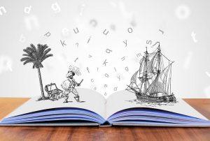 Knygos vaikams | Pixabay nuotr.