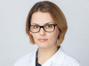 """Vilniaus """"Kardiolitos klinikų"""" Dermatologijos ir estetinės chirurgijos centro gydytoja dermatovenerologė Edita Naruševičiūtė-Skripkienė   """"Kardiolitos klinikų"""" Dermatologijos ir estetinės chirurgijos centro nuotr."""