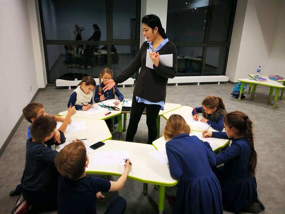 Pusantrų metų Kaune dirbanti švietimo specialistė iš Taivano palygino tarptautines mokyklas: Lietuva žengia koja kojon su pasauliu   Džiulės Ly Ču (Julie Ly Chu) nuotr.