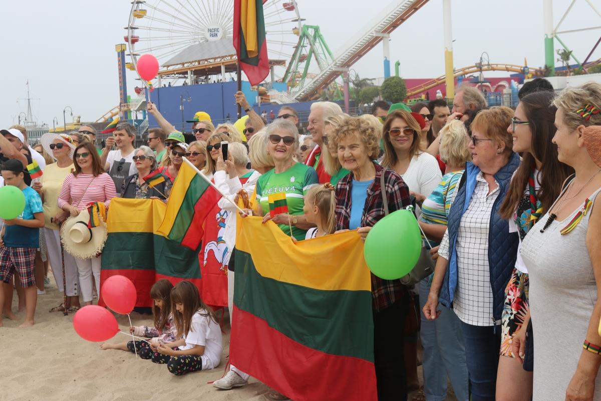 Užsienio lietuviai | urm.lt nuotr.