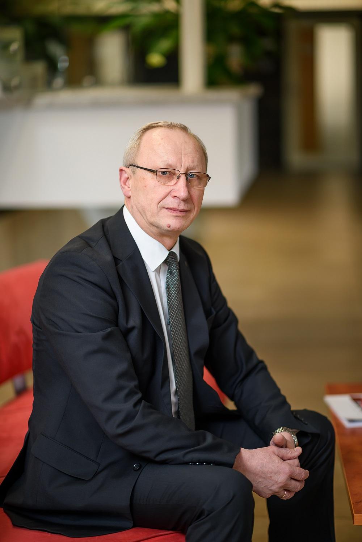 Antanas Maziliauskas   Vytauto Didžiojo universiteto nuotr.