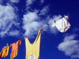 Dėvėti drabužiai | Aplinkos apsaugos instituto nuotr.