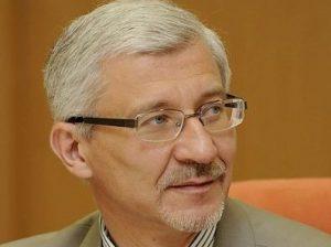 Lietuvos darbo rinkos tyrimų instituto vadovas profesorius Boguslavas Gruževskis | VU nuotr.