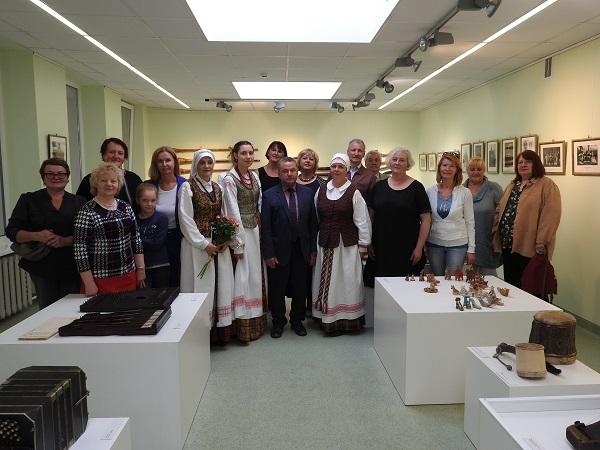Į Ignaliną atkeliavo Lietuvos nacionalinio muziejaus paroda | Ignalinos rajono savivaldybės nuotr.