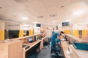 Skubios medicinos pagalbos Lietuvos gyventojai sulauks greičiau | Kauno klinikų nuotr.