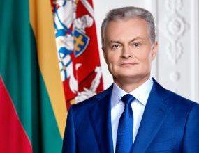 Lietuvos prezidentas Gitanas Nausėda | prezidentas.lt nuotr.