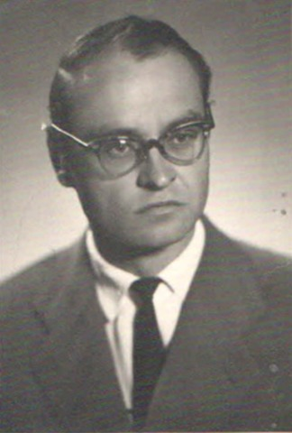 Juozas Šliavas, Žeimelio mokytojas, kraštotyrininkas | skrastas.lt nuotr.