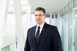 KTU finansu profesorius Rytis Krušinskas | KTU nuotr.