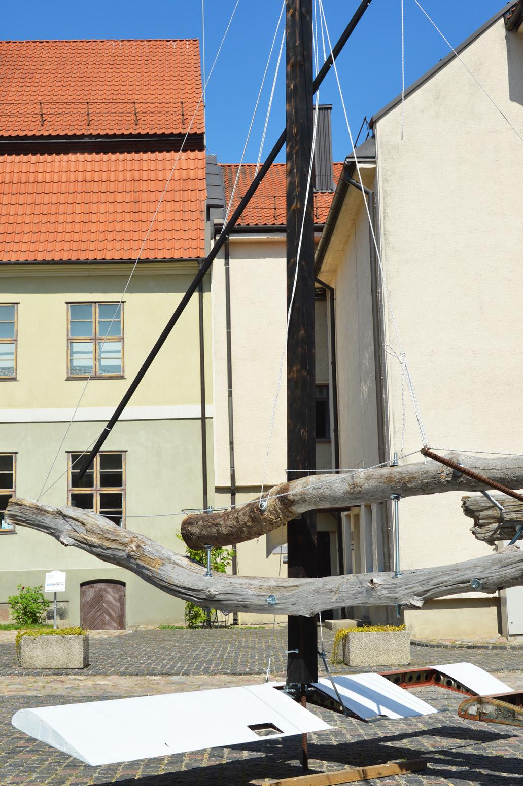 Mariaus Scerbinsko instaliacija | M. Rondarevos nuotr.