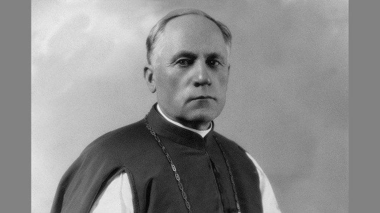Palaimintasis arkivyskupas Teofilius Matulionis | teofilius.lt nuotr.