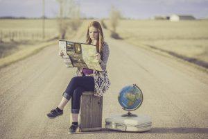 Laisvalaikio batai moteris kelionei | Deichmann.com nuotr.