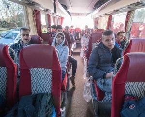 Pabėgėliai nori didesnių algų nei lietuviai | EPA-Eltos nuotr.