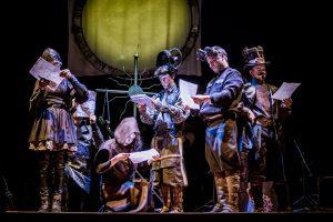 """Alternatyvi teatro """"Atviras ratas"""" vitrina Lietuvai atvėrė kelią į prestižinį Vokietijos renginį   M. Jurkevičiaus nuotr."""