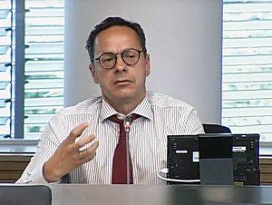 Romuva apskundė Seimo narį Ž. Pavilionį Seimo etikos ir procedūrų komisijai | Alkas.lt ekrano nuotr.