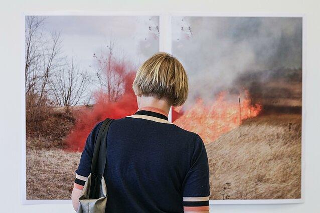 """Tarptautinis fotografijos simpoziumas """"Nida 2019""""   Rengėjų nuotr."""