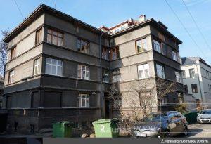 Diplomato Kazio Škirpos namas (Vaidilutės g. 4, Kaunas) | Kaunas 2022, Ž. Rinkšelio nuotr.