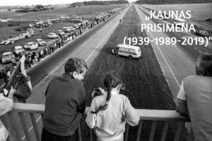 Baltijos kelias | E. Gudišauskienės nuotr.