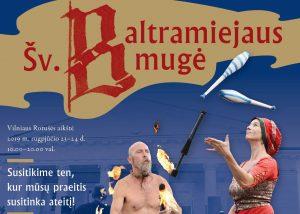 Istorinė Šv. Baltramiejaus mugė | Vilniaus dailiųjų amatų asociacijos nuotr.