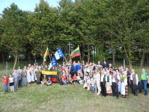 Baltijos kelio 30-mečio minėjimas | Ignalinos rajono savivaldybės nuotr.