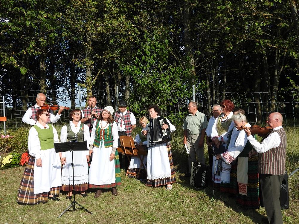 Baltijos kelio 30-mečio minėjimas   Ignalinos rajono savivaldybės nuotr.