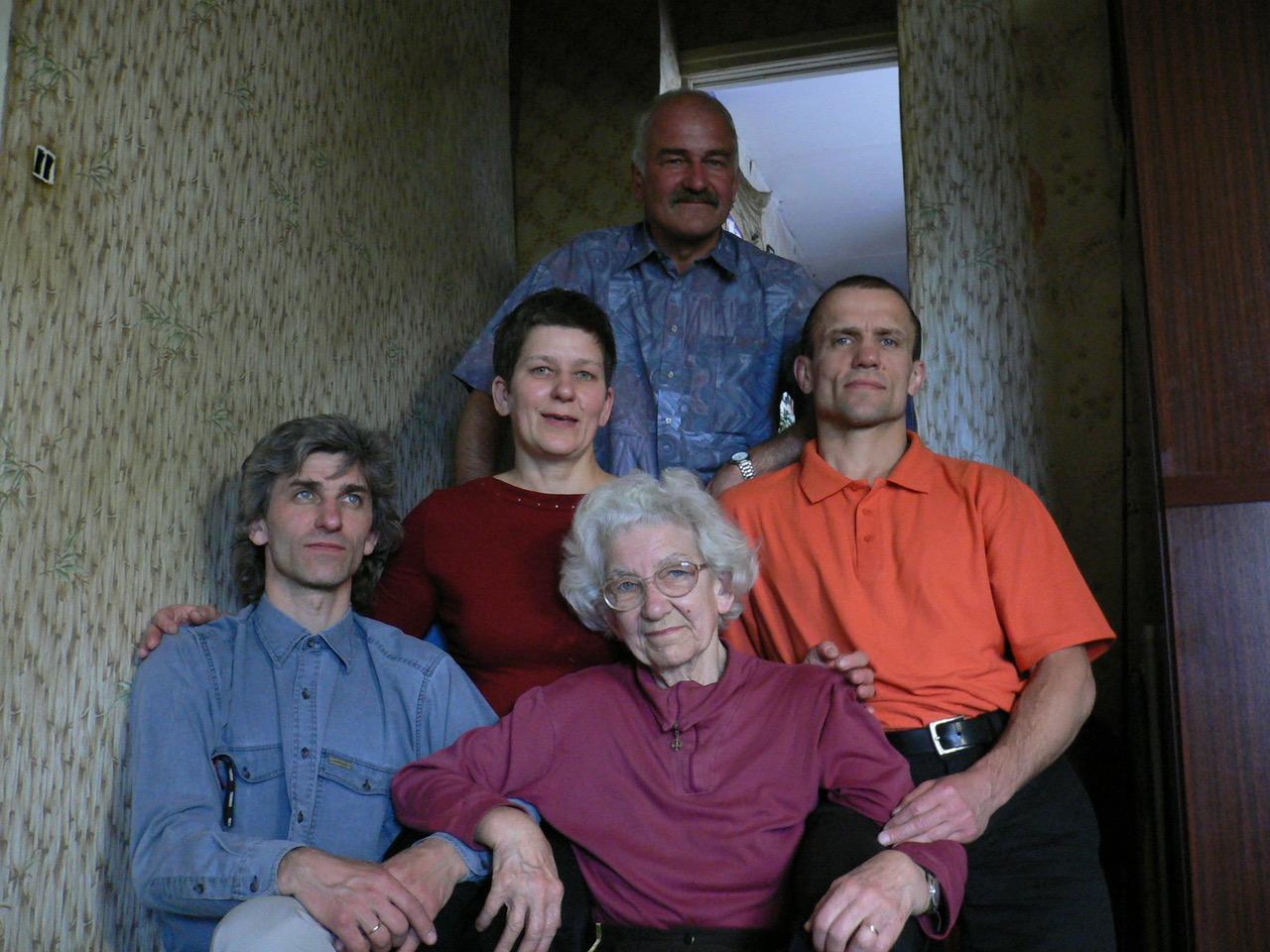 Dambrauskų šeima | Asmeninė nuotr.