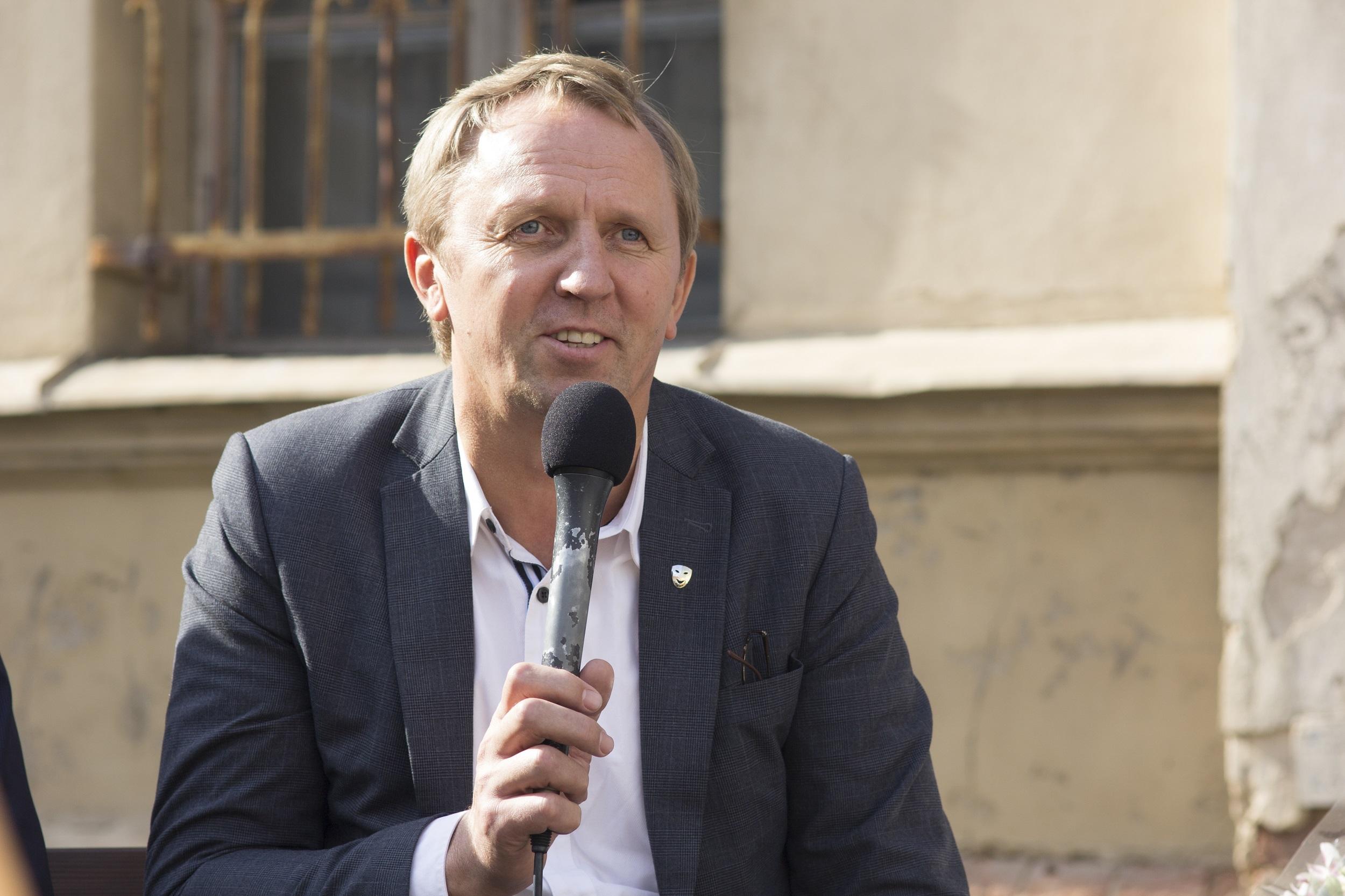 Egidijus Stancikas | NKDT J. Kazancevaitės nuotr.