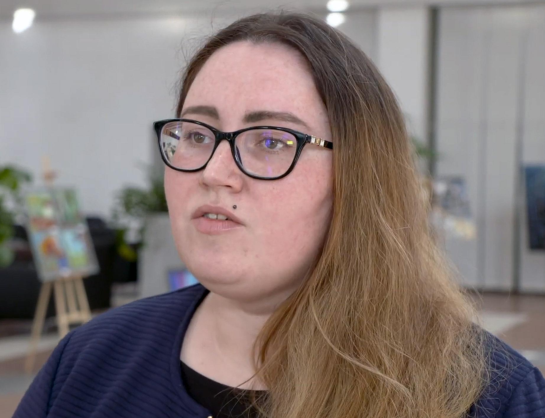 Evelina Dobrovolska   Alkas.lt ekrano nuotr.
