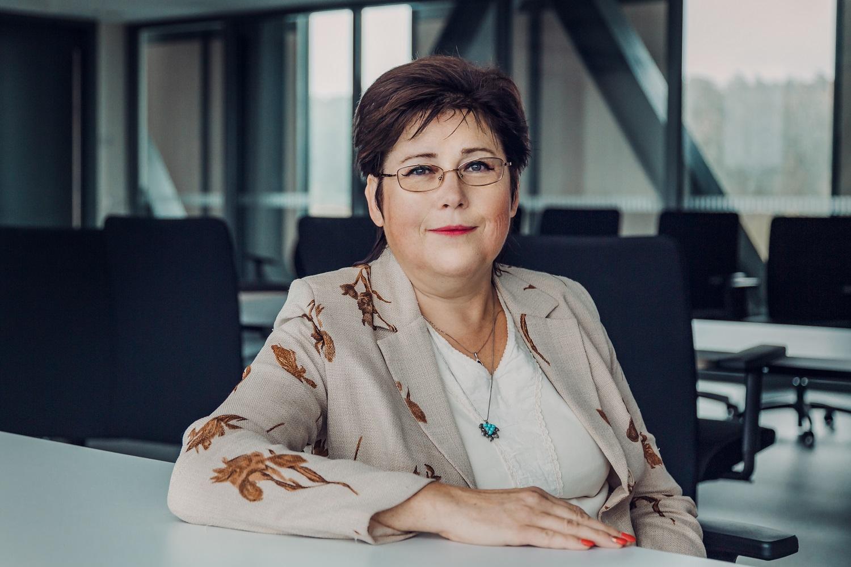 VGTU vyr. mokslo darbuotoja dr. Ina Pundienė | V. Norkevičiūtės nuotr.