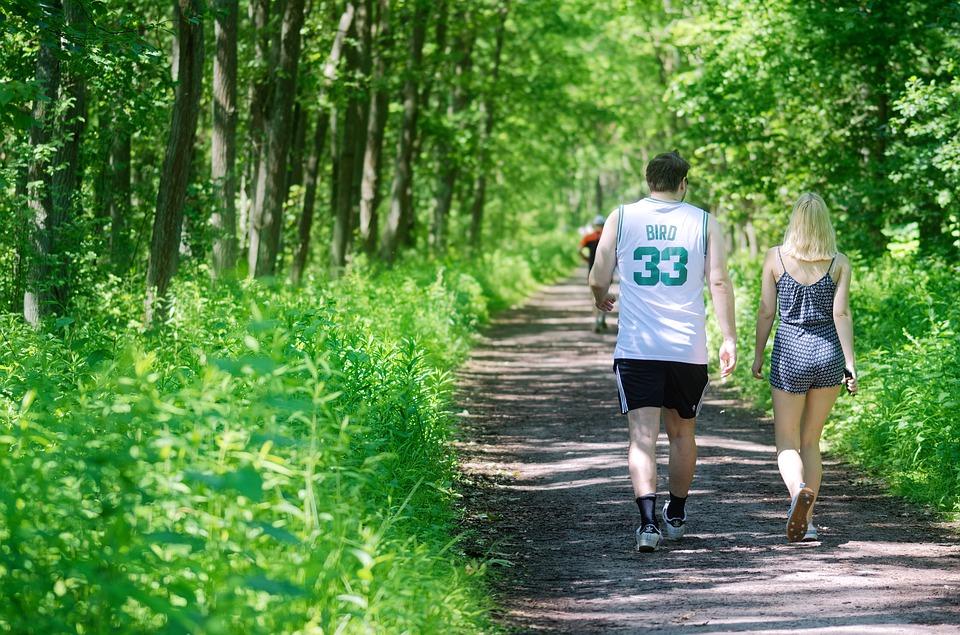 Pasivaikščiojimas gryname ore | Pixabay nuotr.