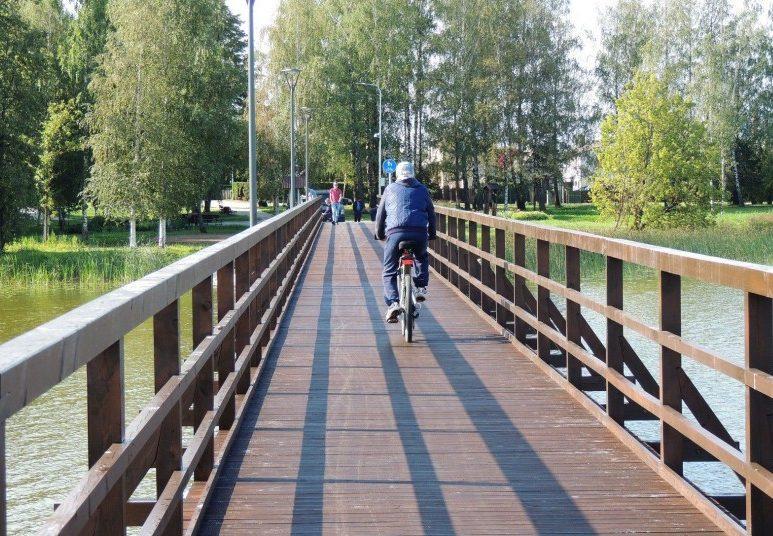 Dviračių takai link ežerų | sumin.lt nuotr.