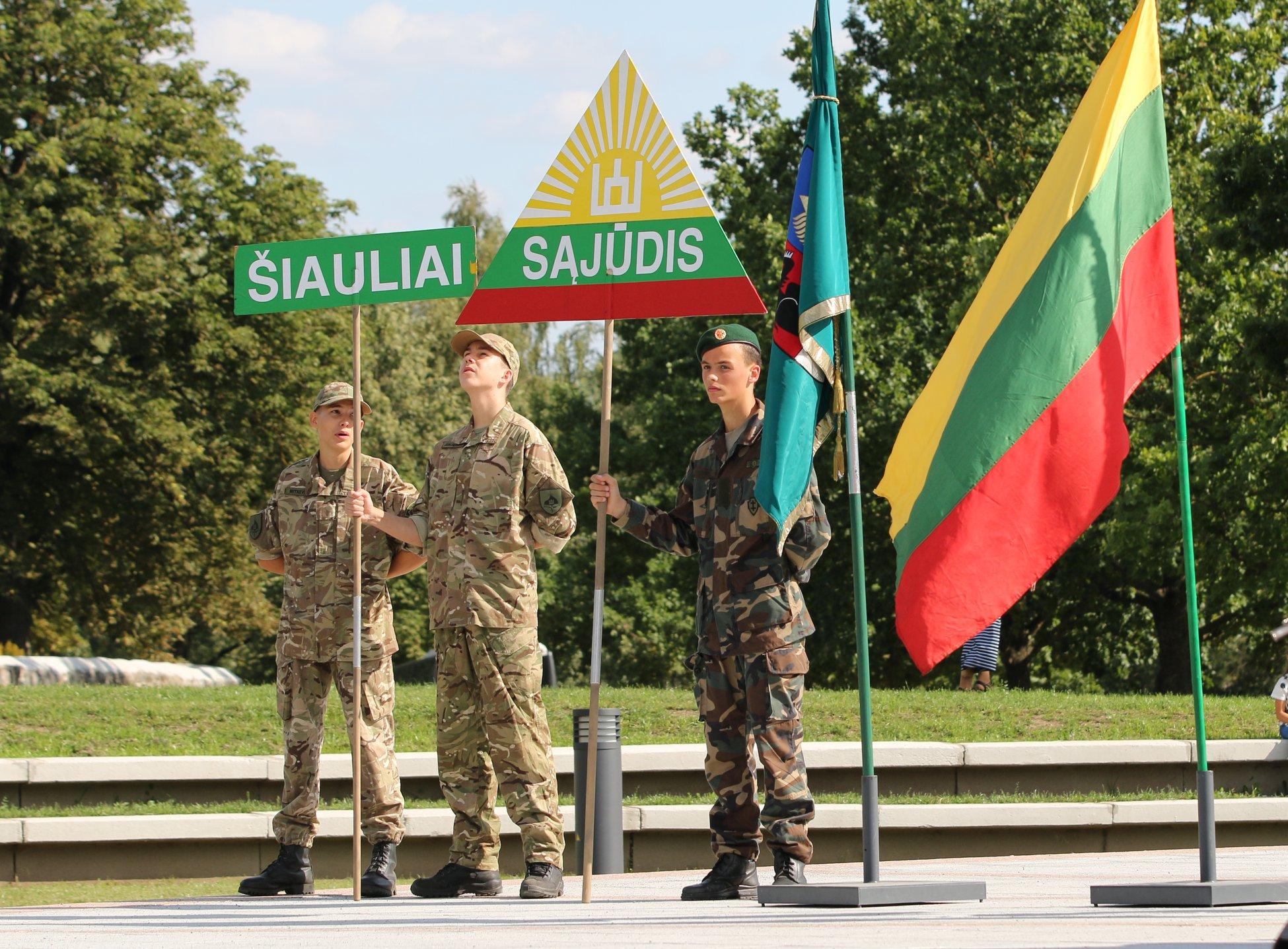 Rugpjūčio 23 d. Lietuvoje buvo minimas Baltijos kelio 30-metis | V. Sungailės nuotr.