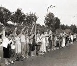 Baltijos kelias | R. Požerskio nuotr.